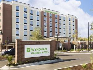 Wyndam Hotel.